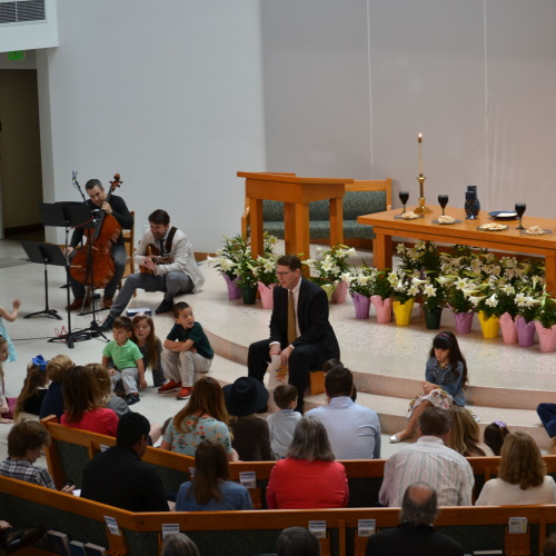 children and church reopening
